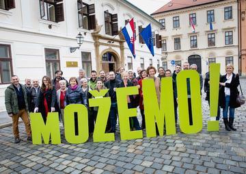 Croazia, piattaforma politica Možemo! - da Možemo
