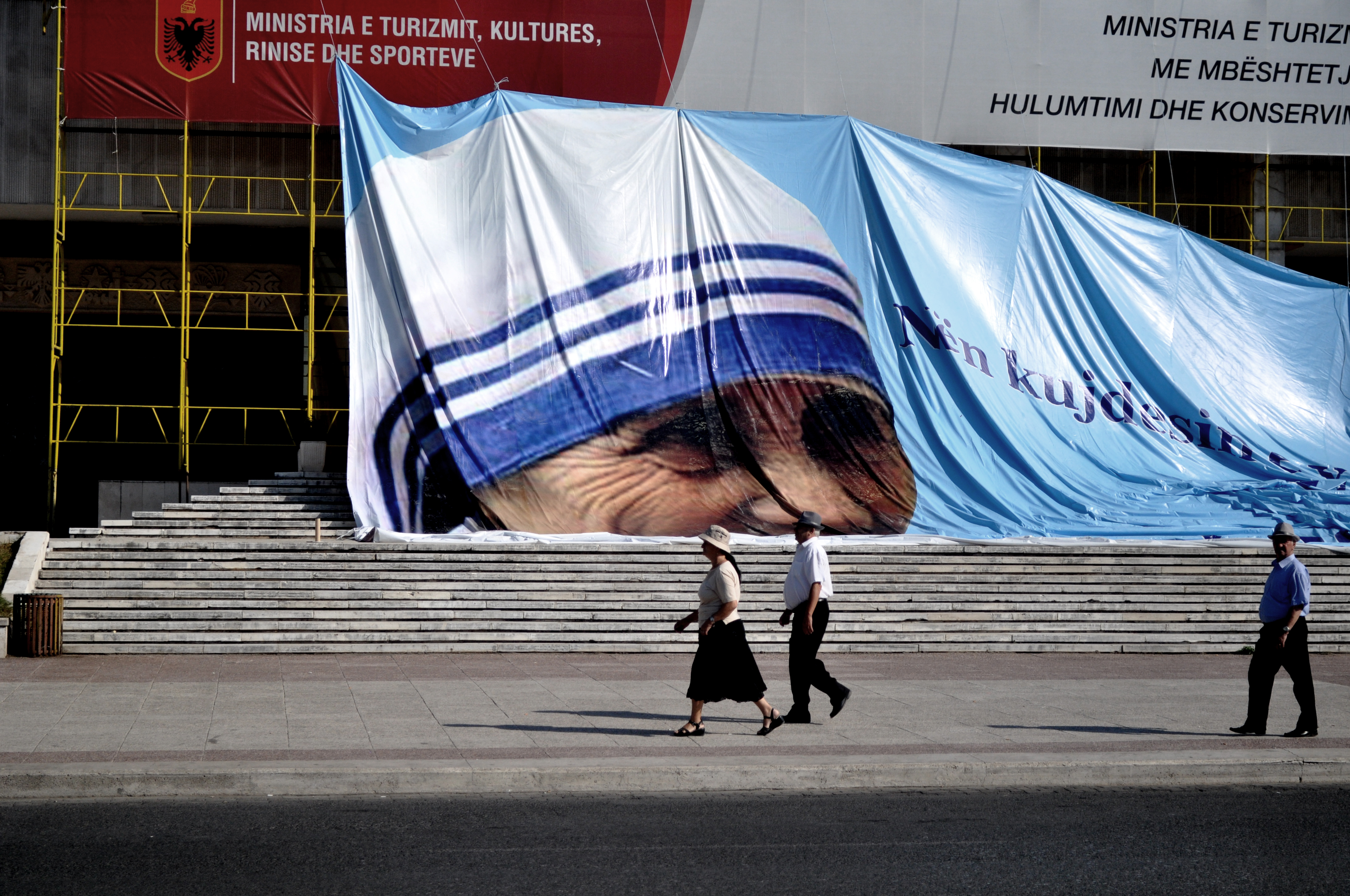 Madre Teresa - foto di Marjola Rukaj