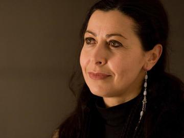 """Roberta Biagiarelli autrice di """"La transumanza della pace"""""""