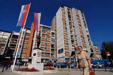 Mitrovica nord (foto © Livio Senigalliesi)