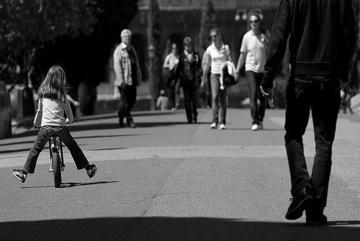 In cammino, di Niko Si - Flickr.com