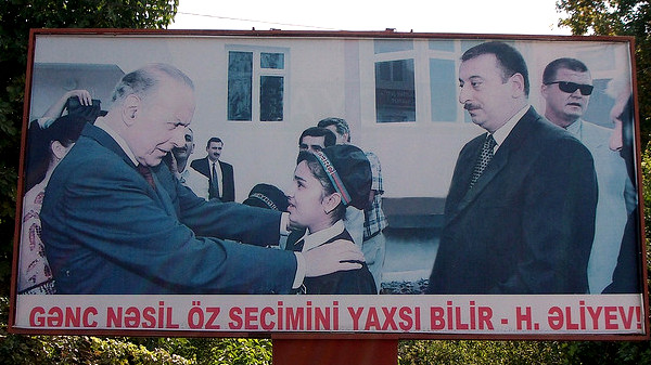 Aliyev, father and son (dpdnolan/flickr)