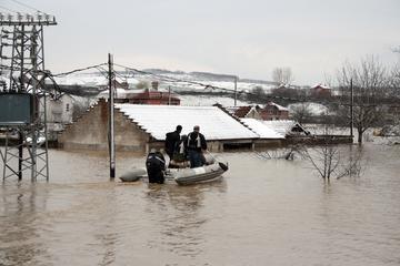 Alluvione Kline - foto RTM