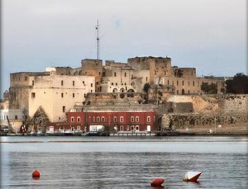 Castello Svevo, Brindisi, foto di Eva2009 - Flickr.com