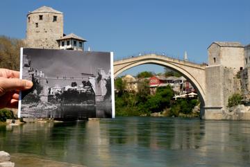 Ponte Vecchio oggi e vent'anni fa, © Giacomo Scattolini