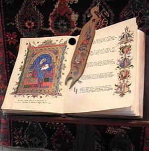 Libro antico armeno