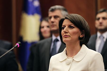 Atifete Jahjaga, nuovo presidente del Kosovo