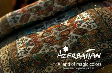 Azerbaijan, a land of magic colors