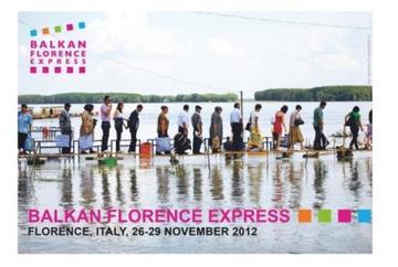 Locandina Balkan Florence Express