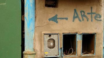 Arte, foto di Lauromaia - Flickr.com