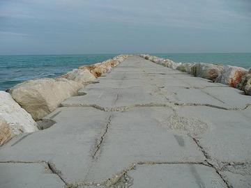 Sguardo sull'Adriatico, foto di Pizzodisevo - Flickr.com