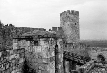 Belgrado, fortezza del Kalegmedan, foto di S.Menegon