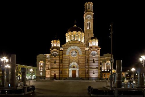Banja Luka, la cattedrale (Shutterstock)