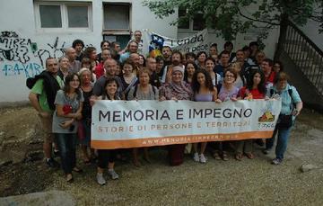 Carovana 2011, Tenda per la pace e i diritti