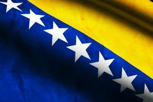 Bandiera della Bosnia