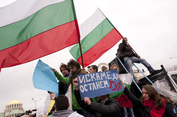 Le recenti manifestazioni di piazza in Bulgaria - F.Martino/OBC