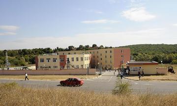 """Il """"centro di transito"""" di Pastrogor (foto F. Martino)"""