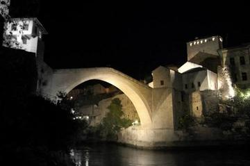 Mostar - Foto Tenda per la Pace e i Diritti