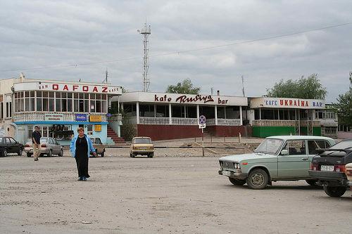 Alla frontiera con il Daghestan (Foto Carpetblogger, Flickr)