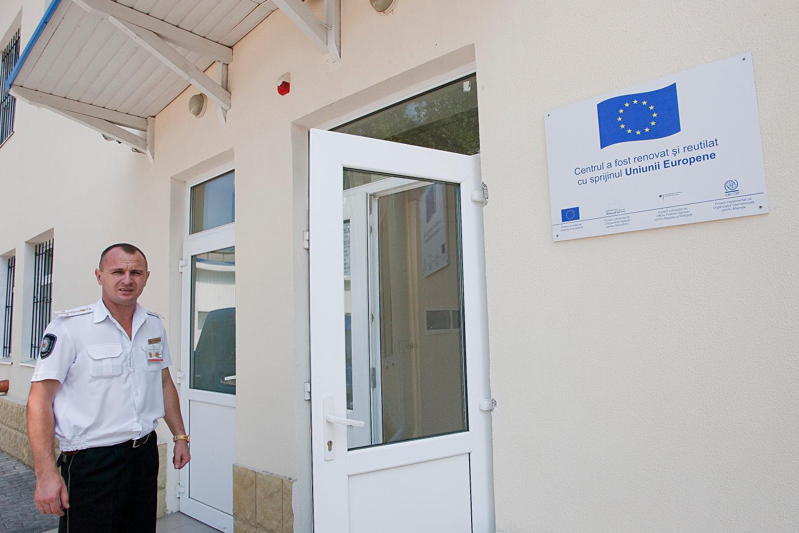 Migrant Accomodation Centre, Chișinău