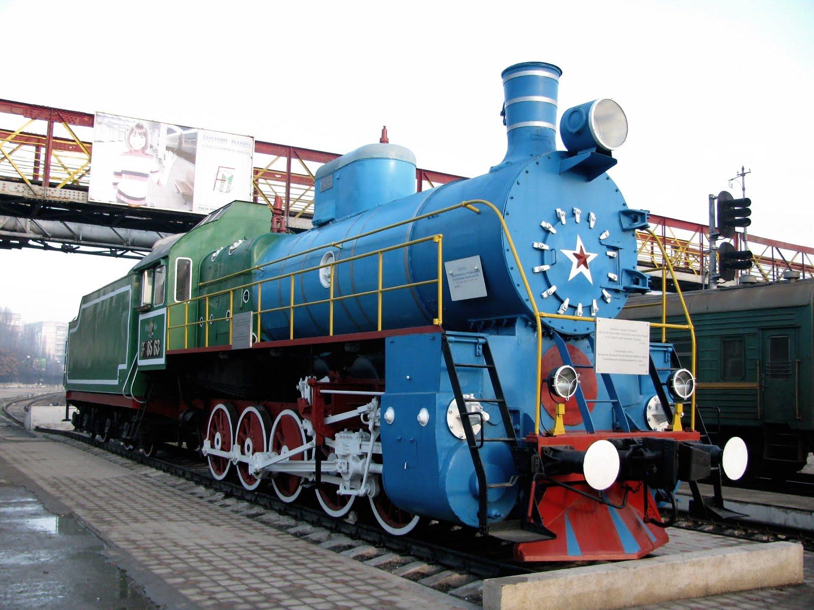 Trento commemorativo alla stazione di Chişinău