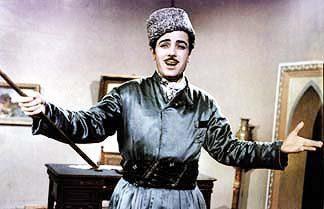 Un'immagine dal musical Arshin Mal Alan