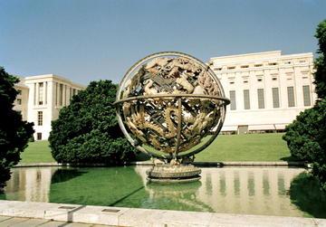 Sede della Nazioni Unite a Ginevra