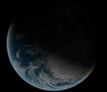 Terra, foto di Bruce Irving - Flickr.com