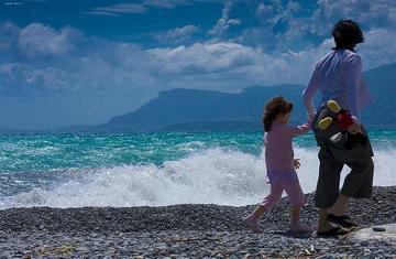 Sull'orizzonte del mare, foto di  Jodi Sticca - Flickr.com