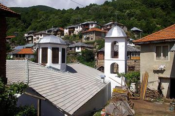 Nei dintorni di Gotze Delchev, Bulgaria meridionale