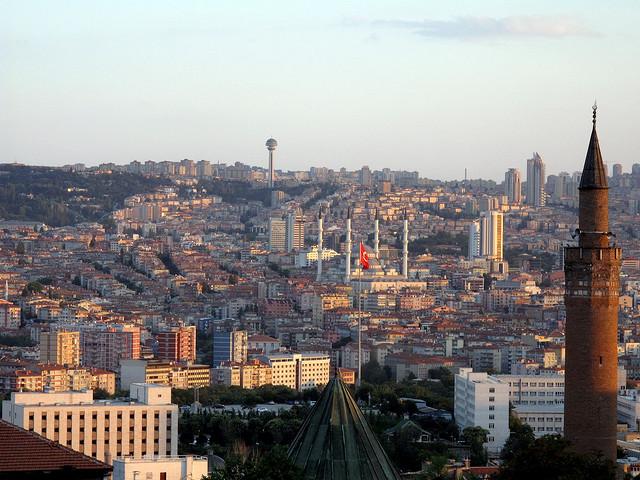 Ankara (foto di Peretz Partensky)