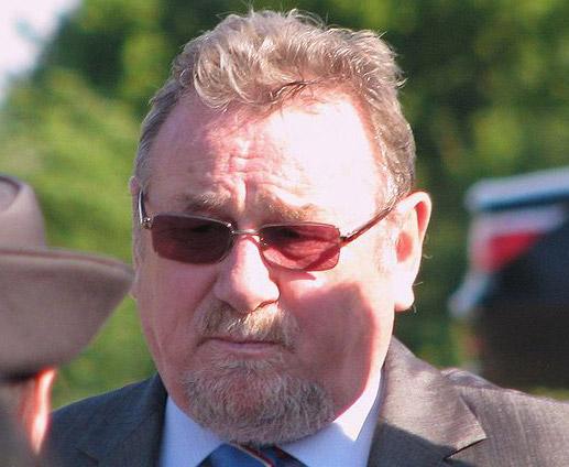 Il vice presidente del Parlamento croato Vladimir Šeks