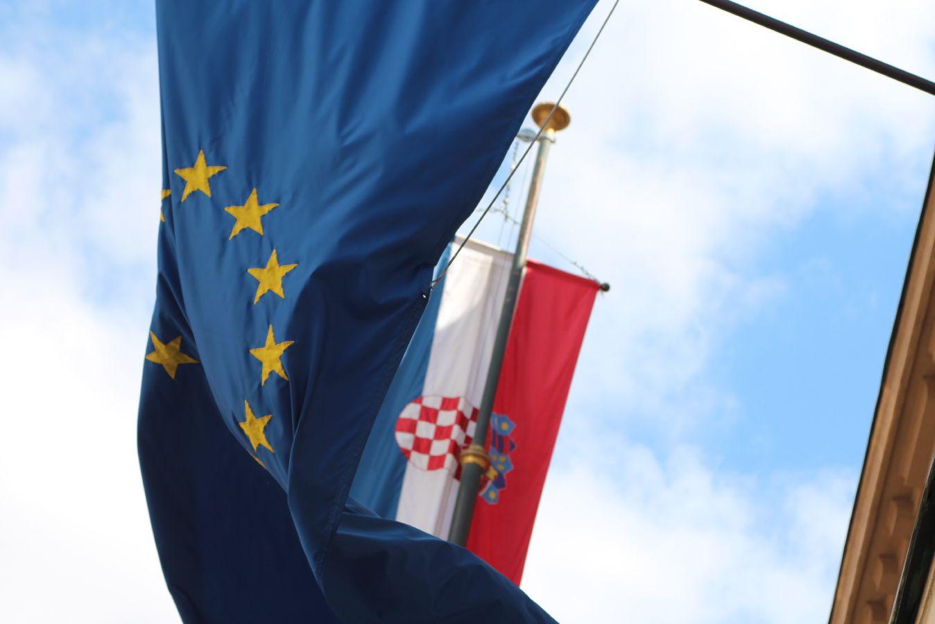Abbraccio europeo per la Croazia, foto di Nicole Corritore per Obc