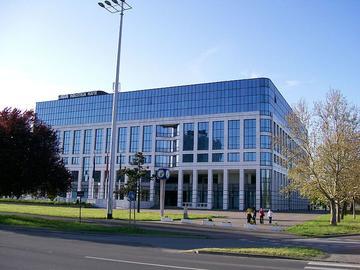 Zgrada INA u Zagreb (foto wikipedia)