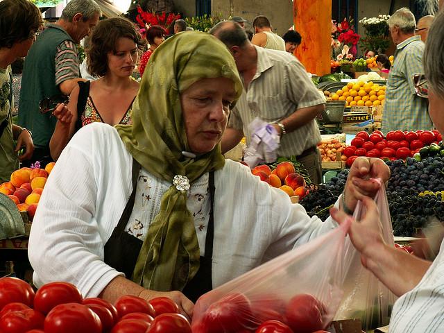 mercato Sarajevo