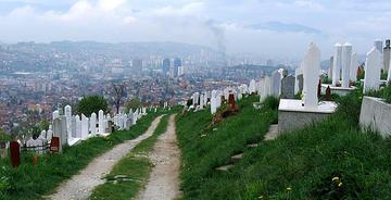 Sarajevo (Foto Sinor Favela Fotos voladoras, Flickr)