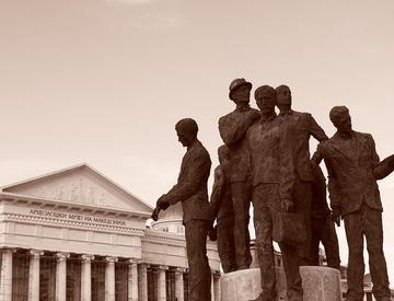 Statue a Skopje -  MLazarevski