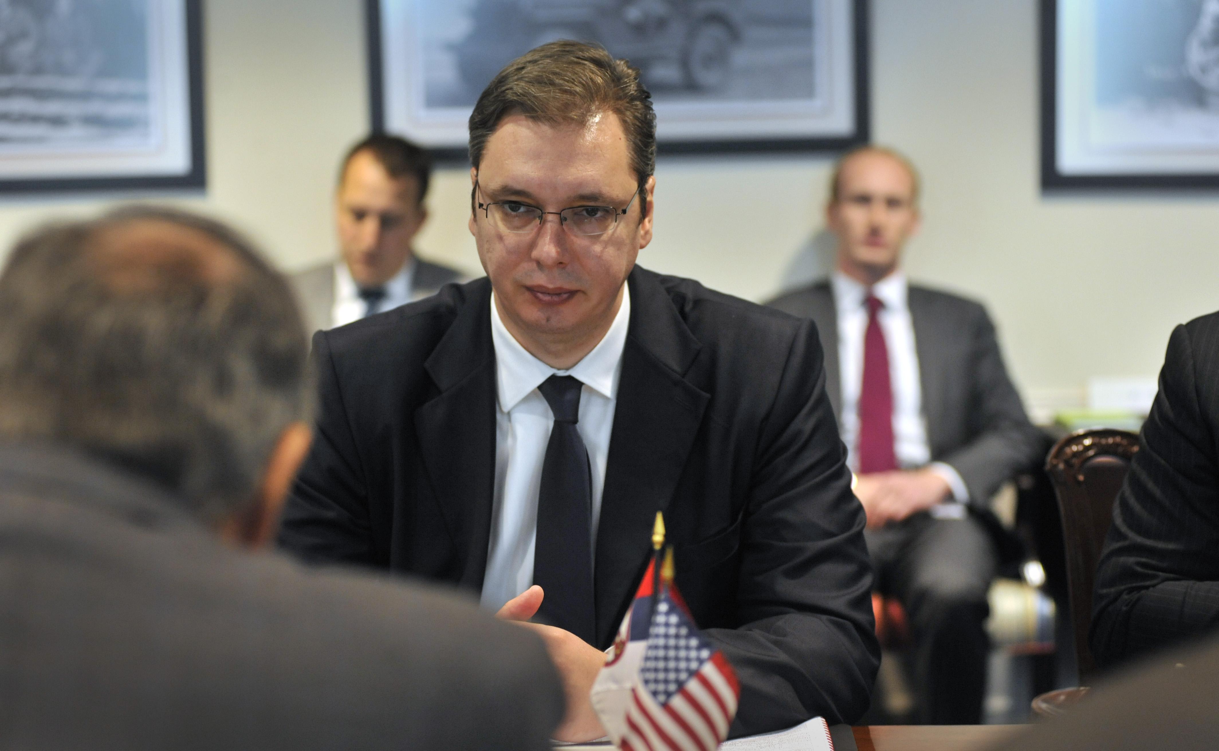 Aleksandar Vućić (foto Glenn Fawcett)