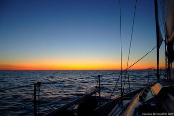 Adriatico all'alba