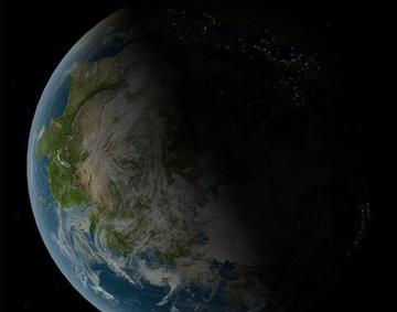 Earth, foto di FlyingSinger - Flickr.com
