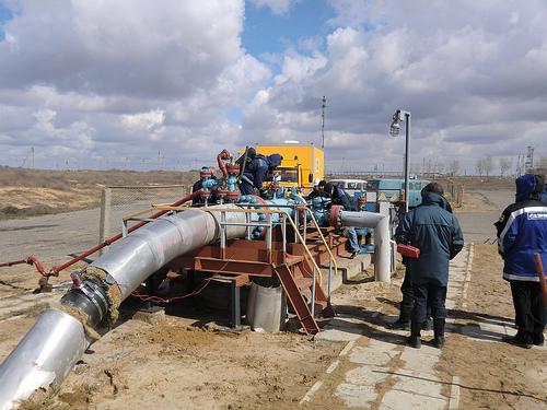 Gasdotto (foto di JanChr)
