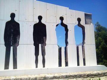 Memoriale, Distomo - F.Martino