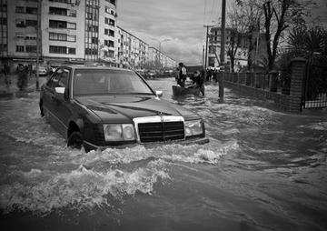 L'alluvione a Scutari, Albania - Giovanni Cobianchi