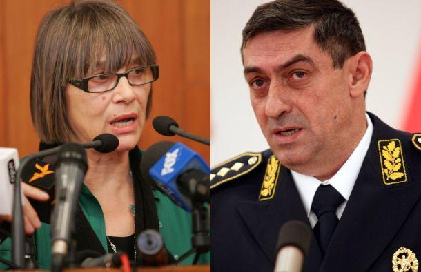 Nataša Kandić e Ljubiša Diković