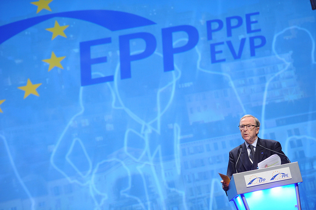 Wilfried Martens (Foto European People's Party, Flickr)
