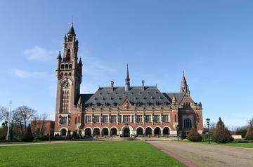 Sede della Corte internazionale di giustizia