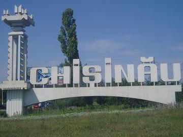 Chisinau, panoramica