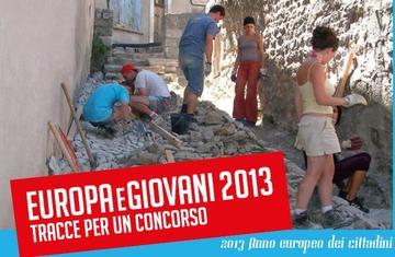 Bando Europa e giovani 2013 - Irse