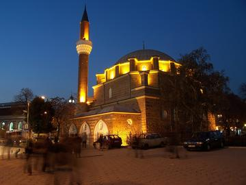 """Banya Bashi"" Mosque, Sofia, Bulgaria - F.Martino"