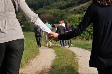 Mano nella mano, foto di Guido Andolfato - www.flickr.com